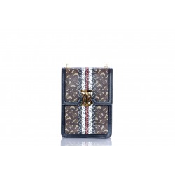 BURBERRY TB IPHONE POUCH PRINTED TB