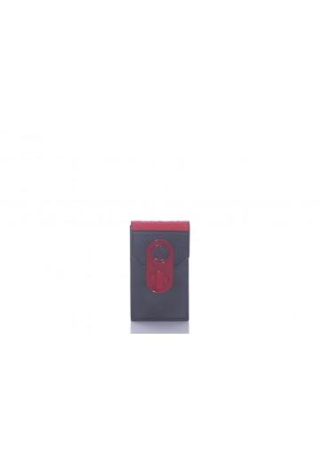 CHRISTIAN LOUBOUTIN ELISA FUN POUCH RED SOLE