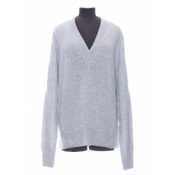 ISABEL MARANT AMY PULL COL V PURE CACHEMIRE