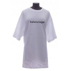 BALENCIAGA NEW COPYRIGHT SMALL FIT T-SHIRT