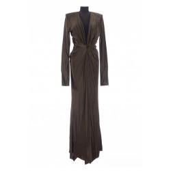 ALEXANDRE VAUTHIER DRESS VISCOSE/ELASTANE
