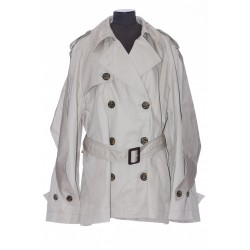 ALEXANDRE VAUTHIER TRENCHCOAT COTTON / LINING CUPRO