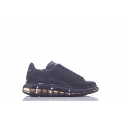 ALEXANDER MCQUEEN BASKETS EXTRA SOLE TRANSPARENT SOLE