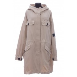GIVENCHY ISLAND PARKA IN COTTON