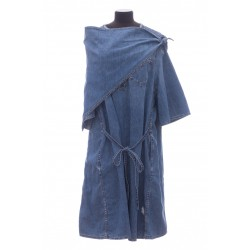 GIVENCHY DRESS BLEACH JAPANESE CHAMBRAY