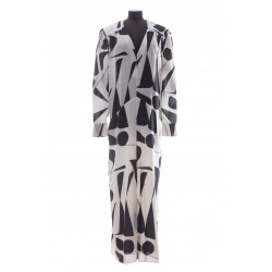 ISABEL MARANT ABLAINEA DRESS STRETCH SILK