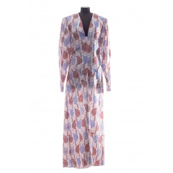 ISABEL MARANT BAGENIA MODERN FLOWERS DRESS