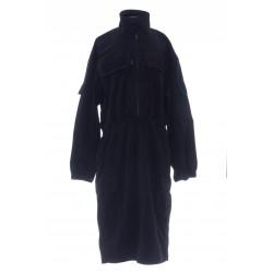 BALENCIAGA WOMEN'S CARGO DRESS IN BLACK