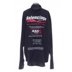 BALENCIAGA L/S LARGE FIT SHIRT