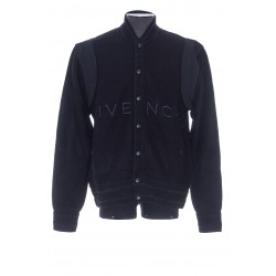 GIVENCHY KNITTED OUTERWEAR GIVENCHY EMBROIDERY