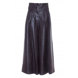 LOEWE BELTED CULOTTE TROUSERS