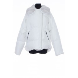 YVES SALOMON DOWN JACKET IN TECHNICAL FABRIC
