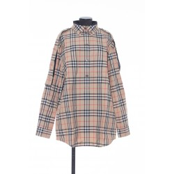 BURBERRY CHEMISE WOVEN TOPS